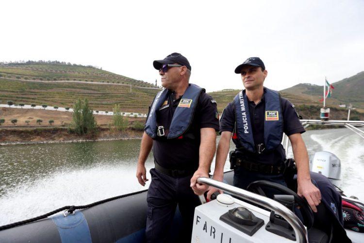 Seis embarcações apreendidas pela Polícia Marítima em Alcochete e no Seixal