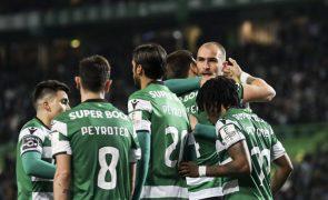 Sporting vence Rio Ave e mantém distância para rivais