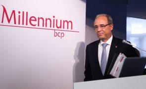 Ações do BCP voltam a integrar índice de referência europeu Stoxx 600