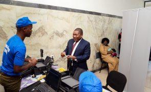 PR de Moçambique abre campanha de recenseamento eleitoral com apelo à participação