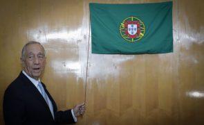 Marcelo desloca-se a França, Egito e Espanha entre 08 e 18 de abril