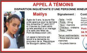 Autor confesso de morte de Maëlys em França começou «a dar explicações»