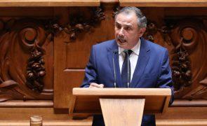 Deputado José Silvano indicado como novo secretário-geral do PSD
