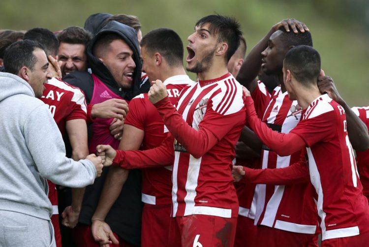 Secundário Leixões elimina Tondela nos oitavos de final da Taça de Portugal
