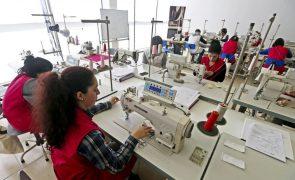 Trabalhadores do têxtil e vestuário em greve 6.ª feira por salário mínimo de 600 euros