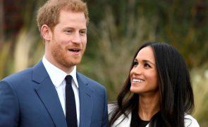 Príncipe Harry e Megan Markle Príncipe recusa acordo pré-nupcial para casar com Meghan
