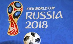 Mundial2018: Bola oficial vai viajar até ao espaço