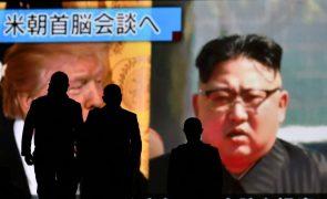 Coreia do Norte pede