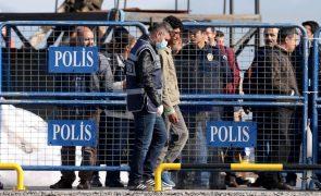 Desmantelada na Bulgária rede de tráfico de migrantes entre a Turquia e a UE