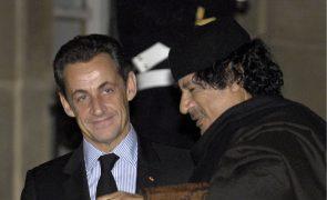 Interrogatório ao ex-Presidente francês Nicolas Sarkozy termina ao fim de 25 horas
