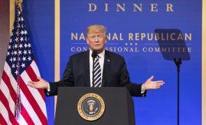 Trump justifica telefonema para Putin com motivos geoestratégicos