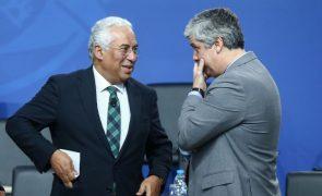 António Costa e Mário Centeno hoje no Conselho Europeu, Rui Rio em reunião do PPE
