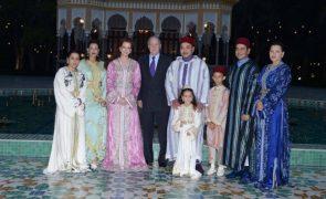 Divórcio real: Após 16 anos de casamento, Mohamed VI separa-se