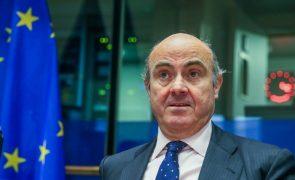 Conselho Europeu confirma De Guindos como vice-presidente do BCE