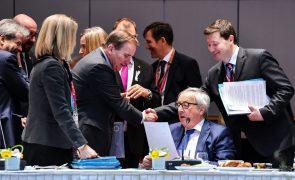 Brexit: UE quer garantias de igualdade de concorrência em futura relação comercial