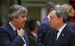 Centeno espera que líderes europeus reforcem mandato do Eurogrupo