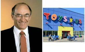 óbito Fundador da Toys 'R' Us morre uma semana após anúncio de falência da empresa