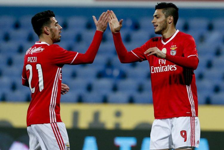 Benfica vence Real e segue para os quartos de final da Taça de Portugal