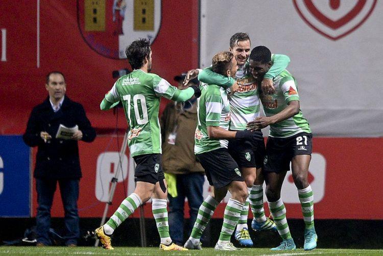 Secundário Covilhã afasta da Taça Sporting de Braga, detentor do troféu