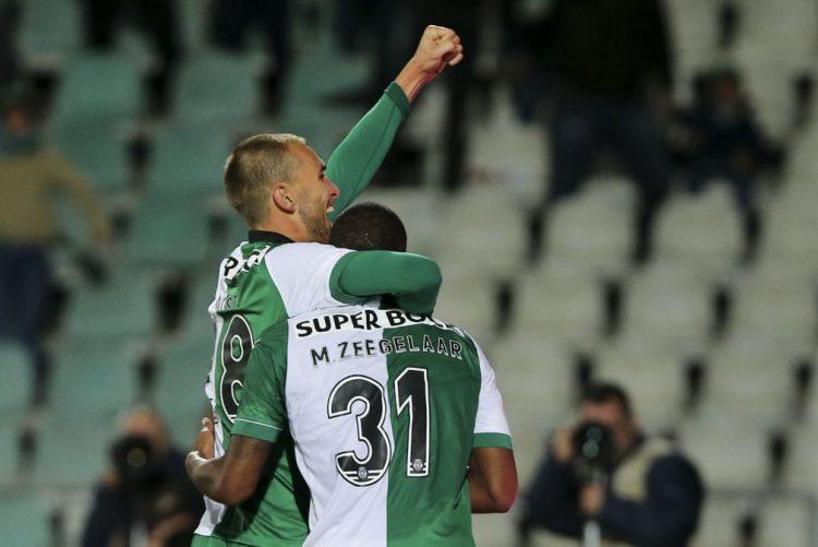 Sporting vence em Setúbal e segue para os quartos de final da Taça de Portugal