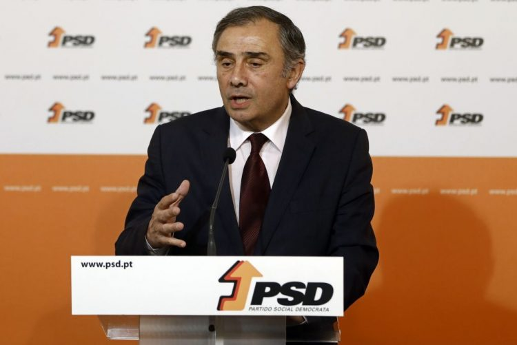 José Silvano eleito secretário-geral do PSD com 78% dos votos