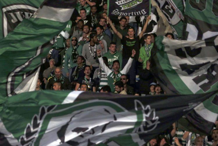 Sporting com 3.600 adeptos no jogo de 'alto risco' com o Atlético de Madrid