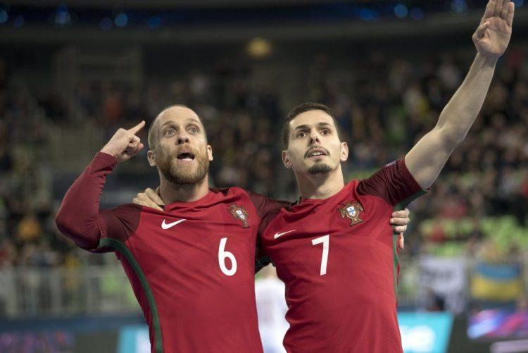 Portugal vence por 3-1 e soma segundo triunfo consecutivo sobre a Sérvia