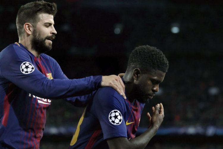 FC Barcelona vence Roma e fica perto de regressar às meias-finais da Liga dos Campeões
