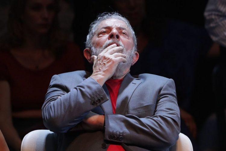 Supremo Tribunal Federal do Brasil nega recurso contra prisão de Lula da Silva