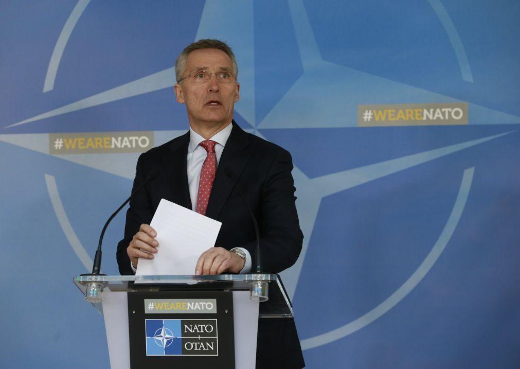 NATO não quer corrida ao armamento com a Rússia