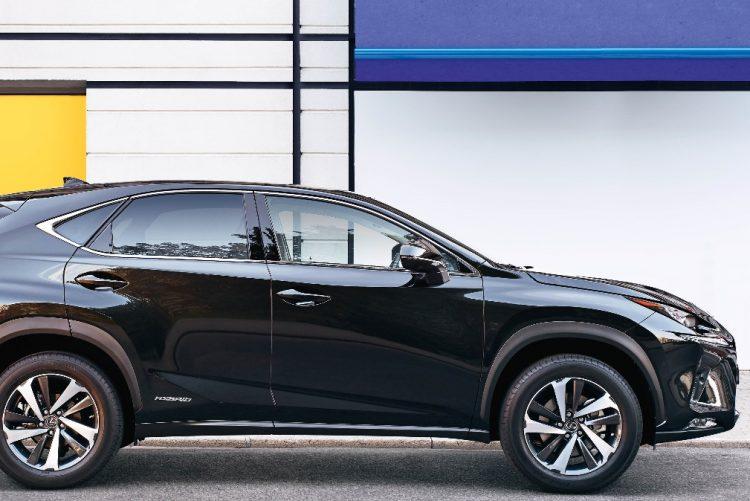 Lexus regista forte crescimento no primeiro trimestre de 2018
