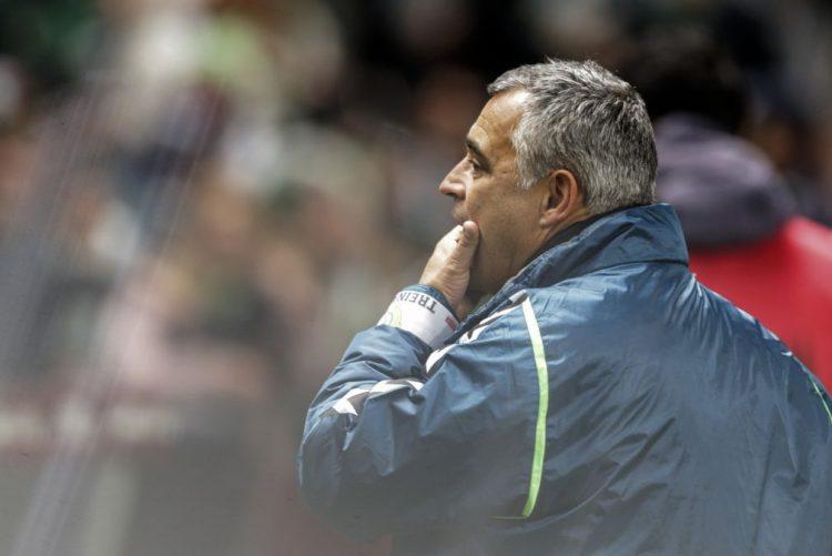 José Couceiro diz que dificuldades seriam as mesmas se Benfica estivesse em segundo