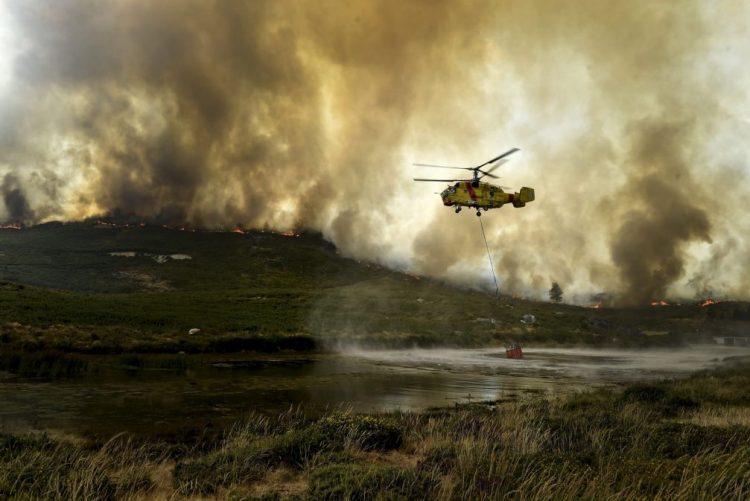 Helicópteros Kamov não estão nem vão estar operacionais em 15 de maio - Everjets
