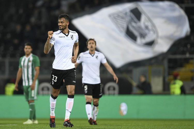 Vitória de Guimarães derrota Rio Ave na abertura da 29.ª jornada da I Liga