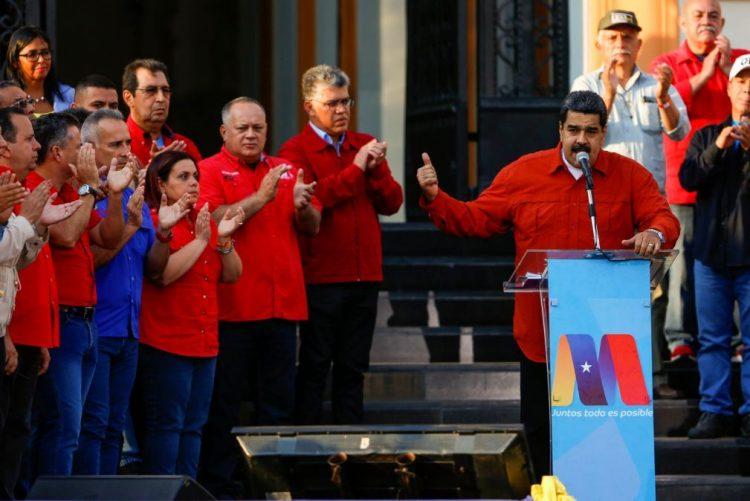 Nicolás Maduro condena «perseguição judicial» e solidariza-se com Lula da Silva
