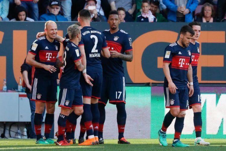Bayern Munique termina novo 'passeio' na 'Bundesliga' com 'hexacampeonato'