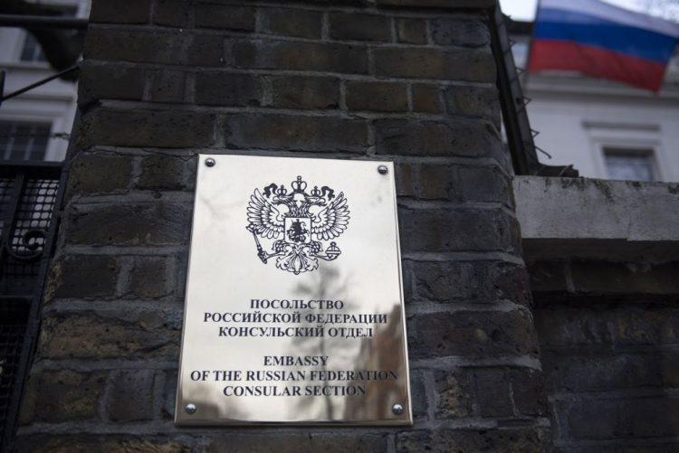 Skripal: Embaixada russa em Londres acusa britâncos de não facultarem informação