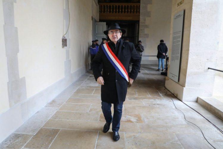 Brasil: Líder da esquerda radical francesa denuncia