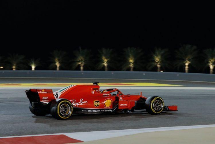Sebastian Vettel soma segundo triunfo no Mundial de Fórmula 1, no Bahrain