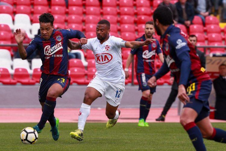 Desportivo de Chaves e Belenenses empatam a um golo