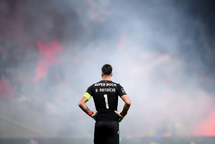 Rui Patrício diz que missão dos jogadores do Sporting é