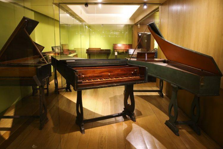 Museu da Música mostra Cravo Taskin, um Tesouro Nacional restaurado e pronto a tocar