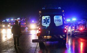 Jovem de 20 anos morre e 3 ficam gravemente feridos em acidente na EN15