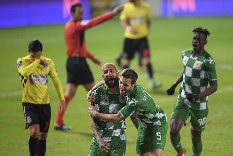 Moreirense vence Boavista e afasta-se da zona de despromoção