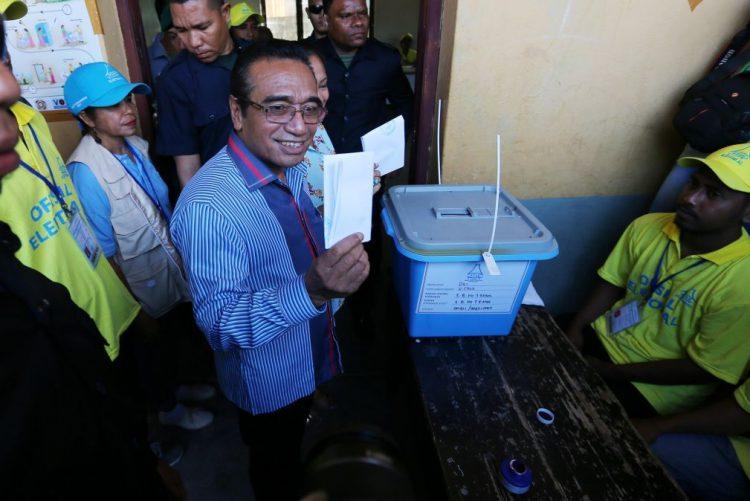 PR timorense deixa apelo ao voto no arranque da campanha eleitoral