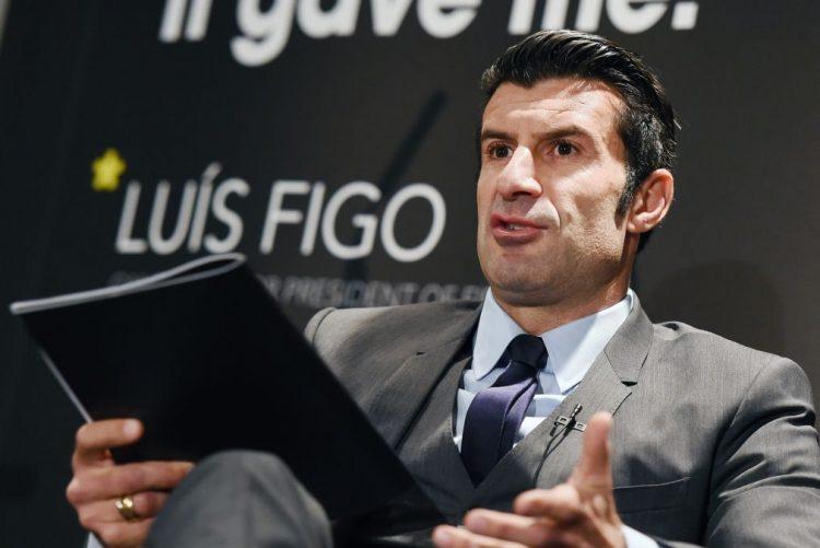 Figo diz que Sporting precisa de paz e que não vai concorrer à presidência