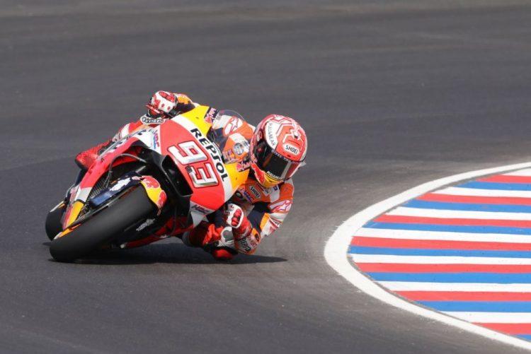 Marc Márquez diz que Rossi