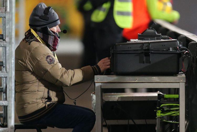 Sistema de videoárbitro ficará instalado em Moscovo no Mundial 2018