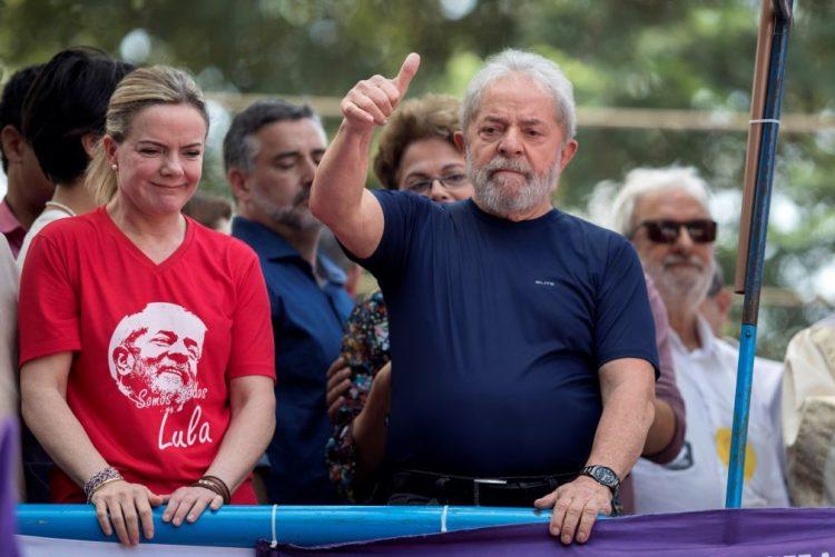 Justiça brasileira congela bens do ex-Presidente Lula da Silva