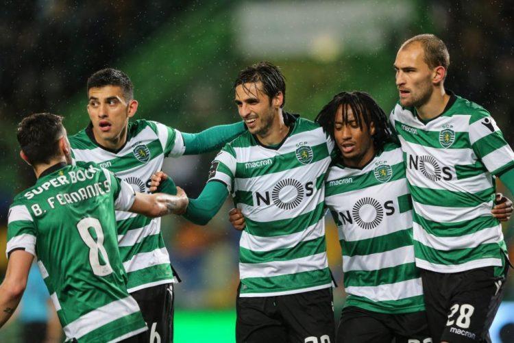 LE: Sporting tenta reviravolta na receção ao Atlético de Madrid